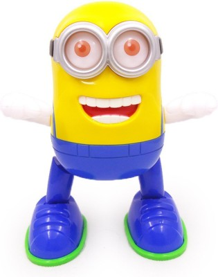 ToysBuggy Minion Walking & Dancing Toy