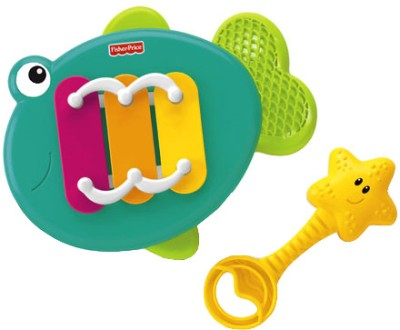 Fisher-Price Musical Xylo Fish