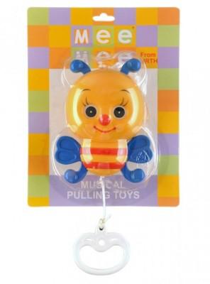 MeeMee Honey Bee - Pulling Toy(Multicolor)