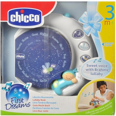 Chicco Lullaby Book