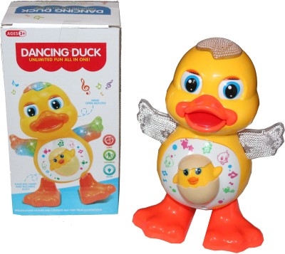Scrazy Ultimate Dancing Duck With Lights And Music