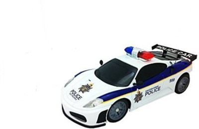 Shree Ji Enterprises Police Super Power Car