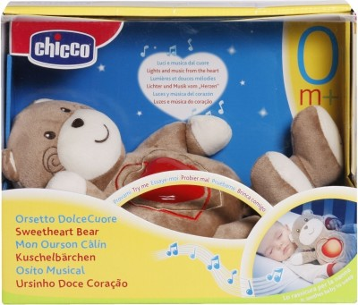Chicco Sweetheart Bear