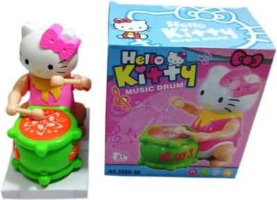 Shop & Shoppee Hello Kitty Music Drummer