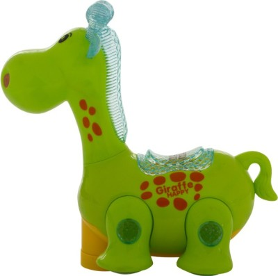 Mee Mee Friendly Roaming Giraffe with Image Projector