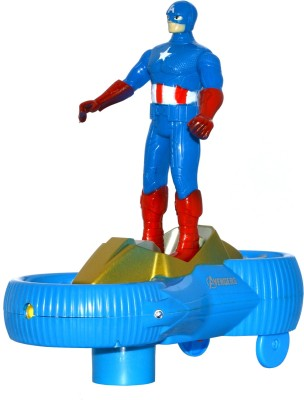 Toyzstation Captain America Avengers 2 Car with Figure