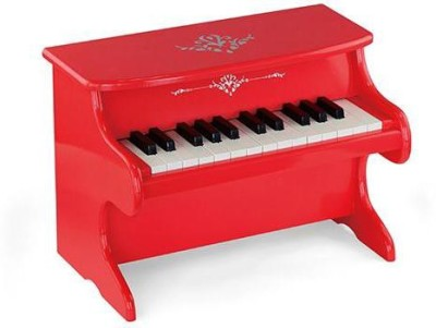 Viga My First Piano - Red