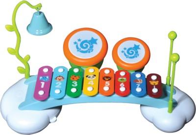 MeeMee Musical 3-in-1 Rainbow Organ