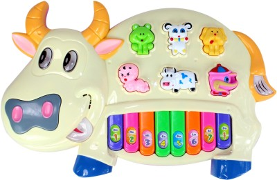 Planet of Toys Educational Interactive Cow