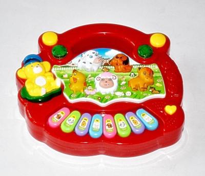 Ruppiee Shoppiee Animal Farm Piano