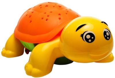 wishkey Multicolor starry Sky Projection Turtle