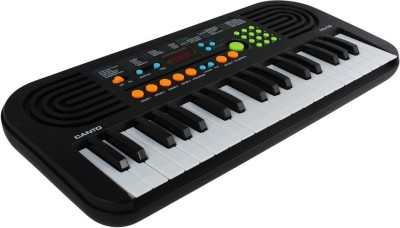 Just Toyz Canto Electronic Music with LED display and microphone Keyboard