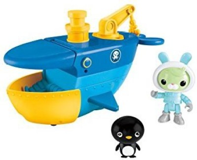 Fisher-Price Octonauts Talking Ice Breaker Gup-C