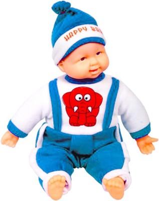 Arthr Musical Sky Blue Happy Baby Laughing Boy