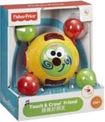 Fisher-Price Fisher-Price Touch and Crawl Friend