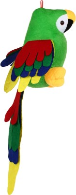 Teddy Berry Cute Parrot Robot Aquarium Animal(1)