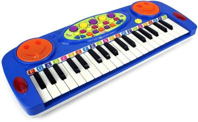 Lotus Battery Operated Electronic Organ(Multicolor)