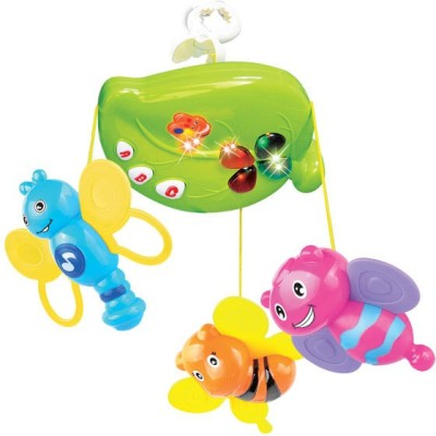Mitashi Skykids Fun Animal Musical Mobile