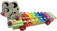 DCS Cute Big Multicolor Wooden Snoopy Xylophone For Kids Musical Toy With 8 Notes best price on Flipkart @ Rs. 0