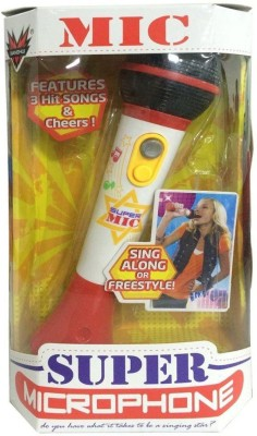 A M Enterprises Super Microphone Mic to Sing