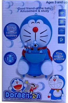 Adiestore Bubble Doraemon Musical Toy