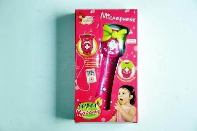 Ruppiee Shoppiee Microphone