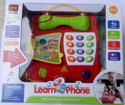 ToysBuggy Musical Learn Phone