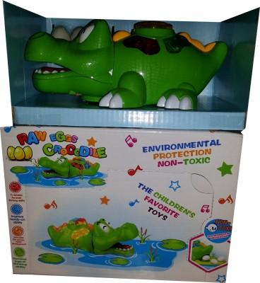 Toyzstation Lay n Eggs Crocodile