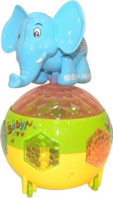 VTC Elephant Mischievous