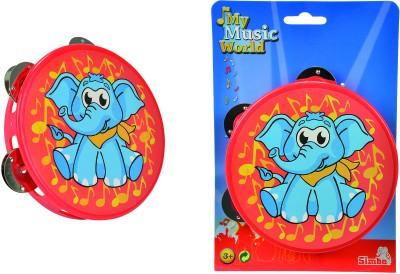 Simba My Music World Tambourine Elephant Version
