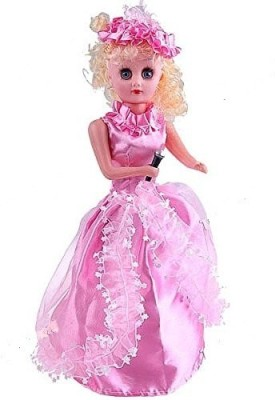 Shop & Shoppee Pretty Dancing and Singing Doll with Dress