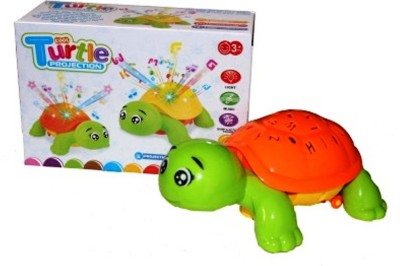 Jaibros Turtle Night Sky Constellation Projector With Lights And Music