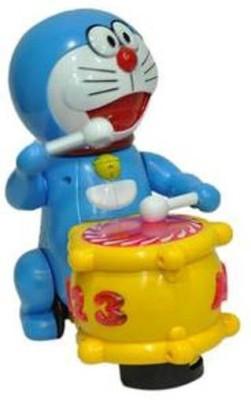 Shree Ji Enterprises Doraemon Beat The Drum Happily