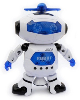 Little Knick Knacks Naughty Dancing Robot