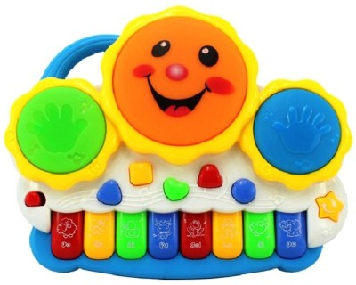 Smiles Creation Drum Musical Toys
