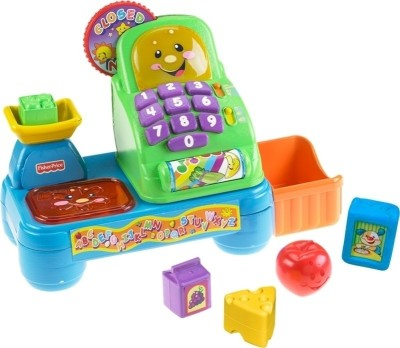 Fisher-Price Magic Scan Market-Queens English Language