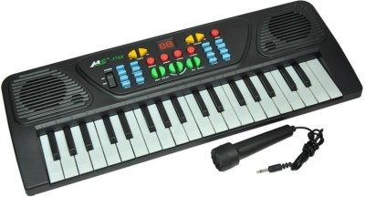 Dolphin Gallery Musical Keyboad(Multicolor)
