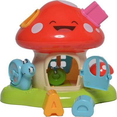 Beebop Mushroom House