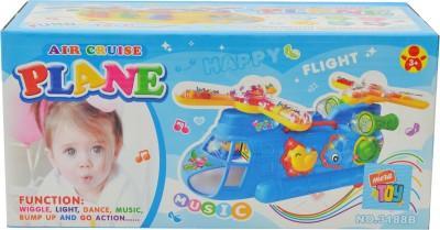 Mera Toy Shop B/O Plane 130756