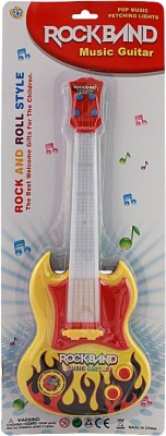 Lovely Collection Rockband Musical Guitar Small