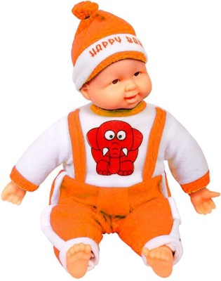 zaprap Multicolour Musical Happy Baby Laughing toy