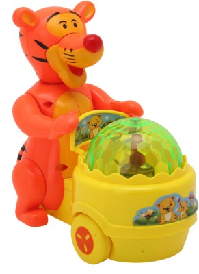 Babytintin Lucky Tiger with light and music Electric toy