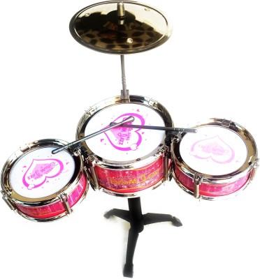 Kbnbs 6 Piece Mini Jazz Drum Set for Kids