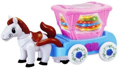 Babeezworld MUSICAL HORSE toy