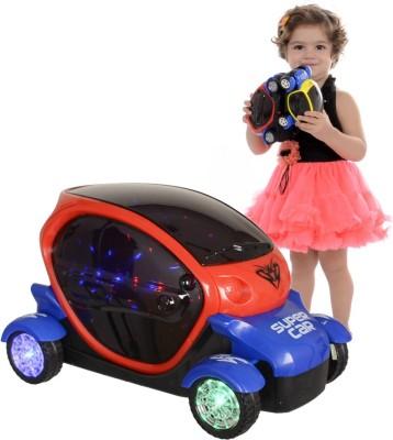 Per Te Solo 3d Light Super Car Big