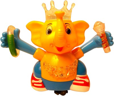 Shopalle Dancing Elephant Toy For Kids