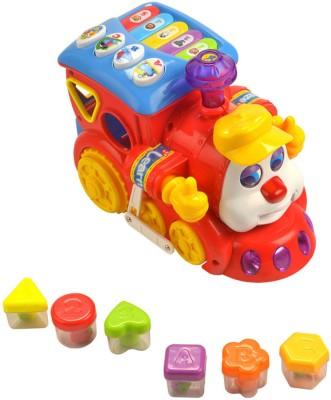 MeeMee Happy Train-musical Toy