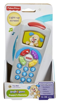 Fisher Price Laugh and Learn PuppyS Remote