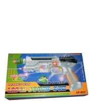 Ktkashish Toys Kashish Lager Sound Gun .(Green)