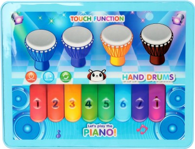 Babeezworld Touch Piano and Drums